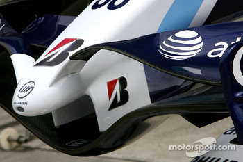 WilliamsF1 Team, FW29, Front wing