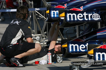 Red Bulll Racing, Team personnel
