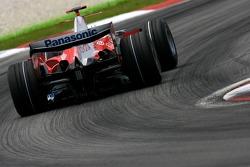 Jarno Trulli, Toyota Racing, TF107