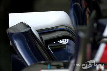 Red Bull Racing, RB3, detail