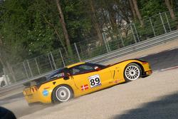 #89 Markland Racing Corvette C6 Z06: Henrik Moller Sorensen, Kurt Thiim, Thorkild Thyrring