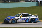 #40 TRG Porsche 997: John Bibbo, Scott Schroeder