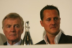 UN Rally for Safer Roads, Michael Schumacher, Scuderia Ferrari, Advisor and Max Mosley, FIA President