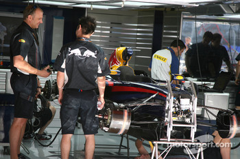 Red Bull Racing, setup their car