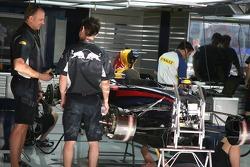 Red Bull Racing, setup their car