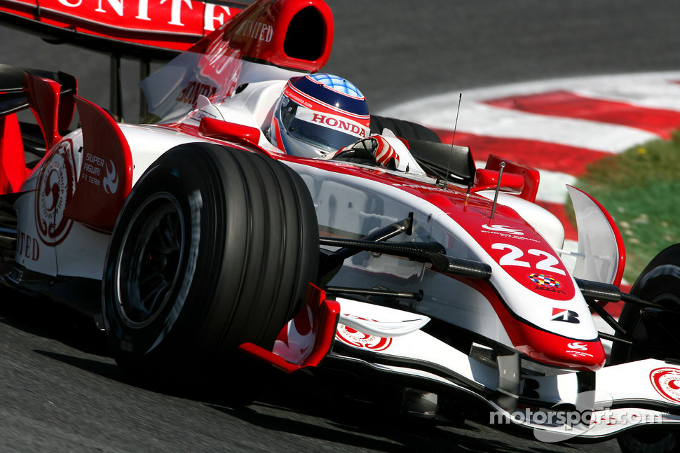 Takuma Sato, Super Aguri F1, SA07