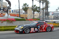 #22 Panoz Team PTG Panoz Esperante GTLM: Scott Maxwell, Ross Smith, Bryan Sellers