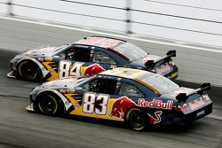 A.J. Allmendinger and Brian Vickers