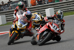 Troy Corser and Max Biaggi