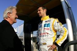 Hughes de Chaunac and Tiago Monteiro, SEAT Sport, SEAT Leon