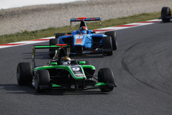 Sandy Stuvik, Status Grand Prix and Ralph Boschung, Jenzer Motorsport