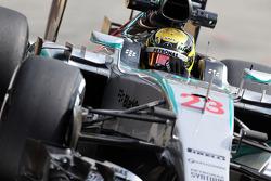 Pascal Wehrlein, Mercedes AMG F1 W06 Reserve Driver