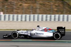 Alex Lynn, Williams FW37 Development Driver