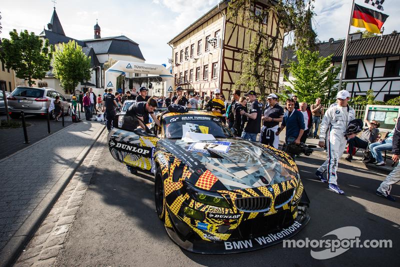 #17 Walkenhorst Motorsport BMW Z4 GT3