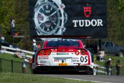 #05 Always Evolving Racing Nissan GT-R-GT 3: Bryan Heitkotter
