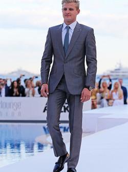 Marcus Ericsson, Sauber F1 Team at the Amber Lounge Fashion Show