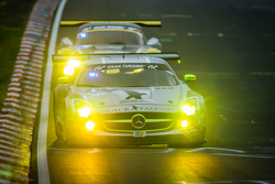#2 Black Falcon Mercedes-Benz SLS AMG GT3: Yelmer Buurman, Andreas Simonsen, Adam Christodoulou, Bernd Schneider