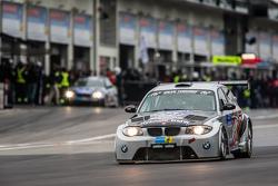 #208 BMW 135D GTR: Nick Barrow, Richard Corbett, Jamie Morrow, Dave Cox
