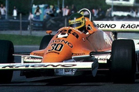 Jacques Villeneuve Sr., Arrows