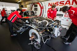日产车队21号日产GT-R LM NISMO