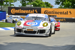 #58 Wright Motorsports Porsche 911 GT America: Madison Snow, Jan Heylen