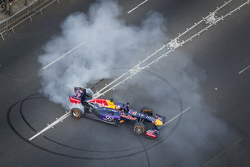 Red Bull Showrun: Lima, Peru