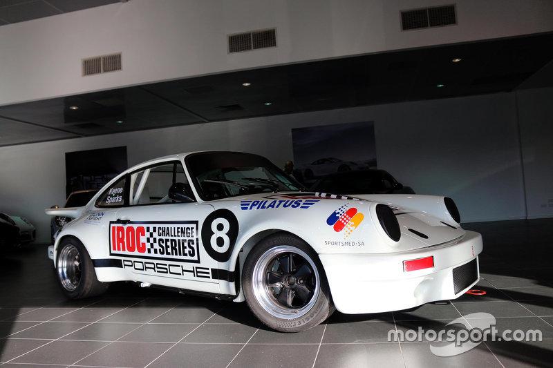 IROC Porsche-Serie in Australien gestartet