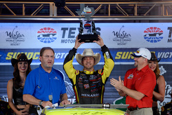 Race winner Matt Crafton, ThorSport Racing Toyota