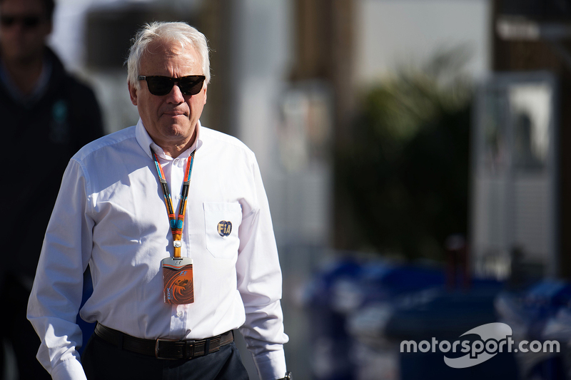 Charlie Whiting Gallery: Charlie Whiting, FIA Delegate At Canadian GP