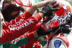 Tiago Monteiro, Honda Civic WTCC, Honda Racing Team JAS, race winner
