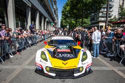 #50 Larbre Compétition Corvette C7.R