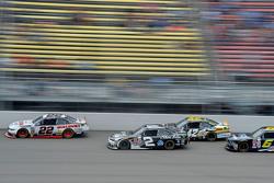 Joey Logano, Team Penske Ford leads