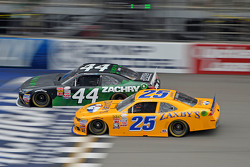David Starr, TriStar Motorsports Toyota and John Wes Townley, Athenia Motorsports Chevrolet
