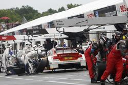 Pitstop, Augusto Farfus, BMW Team RBM BMW M34 DTM