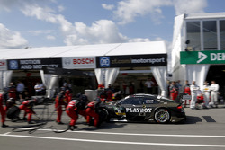 Pitstop, Adrien Tambay, Audi Sport Team Abt Sportsline Audi RS 5 DTM