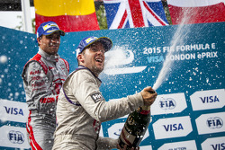 Winner Sam Bird, Virgin Racing