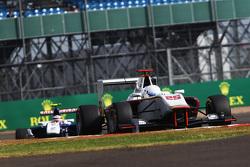 Christopher Höher, Campos Racing and Jann Mardenborough, Carlin