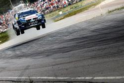 Tord Linnerud, Volkswagen Team Sweden Polo R WRX