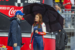 Dale Earnhardt Jr., Hendrick Motorsports Chevrolet and Miss Sprint Cup