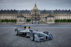 Paris ePrix announcement