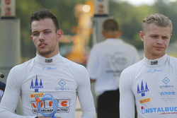Luca Ghiotto, Trident and Artur Janosz, Trident