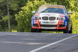 #21 Burton Racing BMW 128i: John Edwards, Bill Auberlen