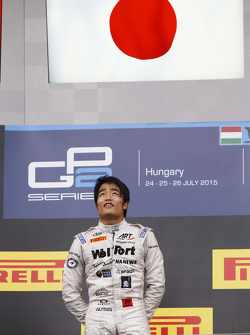 Winner: Nobuharu Matsushita, ART Grand Prix