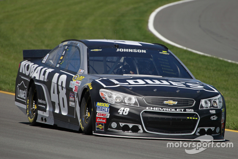 jimmie johnson hendrick motorsports chevrolet at pocono ii. Cars Review. Best American Auto & Cars Review