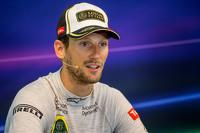 Formel 1 Fotos - Romain Grosjean, Lotus F1 Team