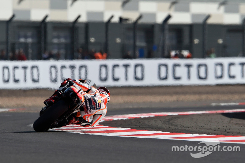 Marc Marquez, Repsol Honda Team at British GP - MotoGP Photos