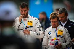 Martin Tomczyk, BMW Team Schnitzer BMW M4 DTM and Antonio Felix da Costa, BMW Team Schnitzer BMW M4 DTM