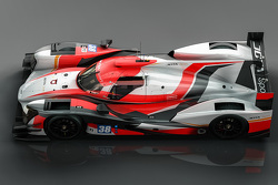Jota Sport to run ORECA 05 in 2016