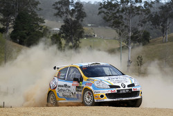 Molly Taylor and Bill Hayes, Renault Clio
