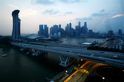 Singapore circuit atmosphere